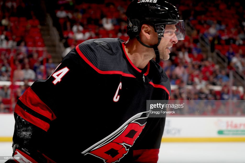 New York Rangers v Carolina Hurricanes : News Photo