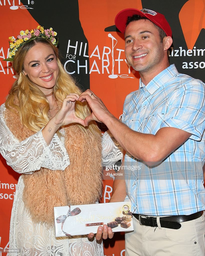 5th Annual Hilarity For Charity Variety Show - Arrivals : News Photo