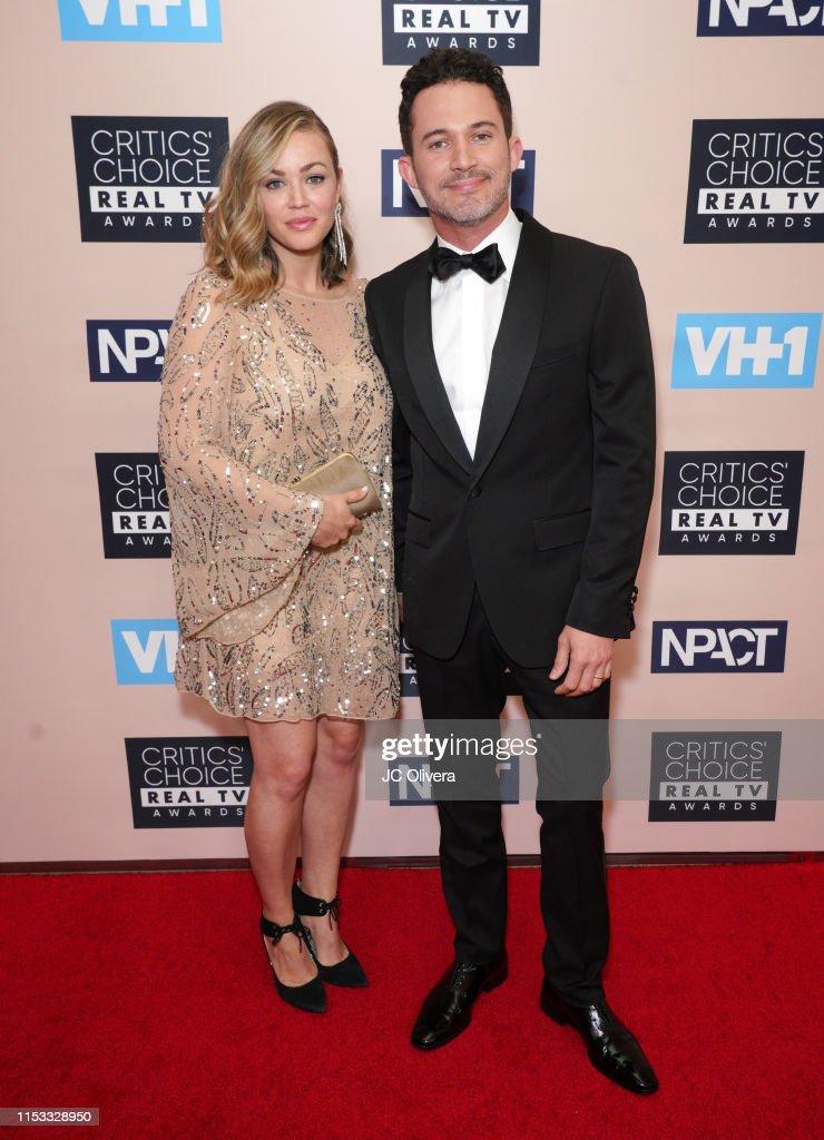 Critics' Choice Real TV Awards - Arrivals : News Photo