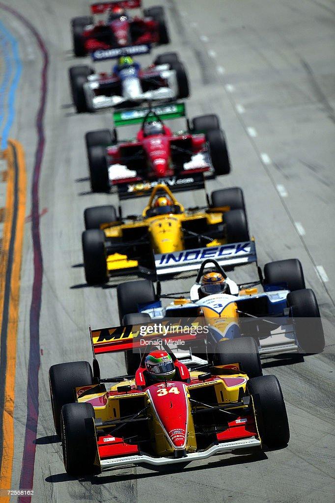 Toyota GP of Long Beach : News Photo