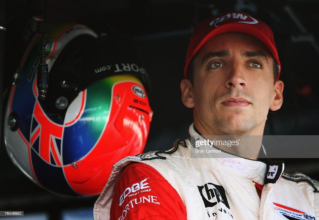 UNS: In Focus: IndyCar Driver Justin Wilson Dies After Injury At Pocono Raceway