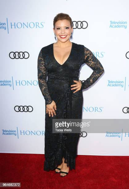 Justina Machado attends the 11th Annual Television Academy Honors at NeueHouse Hollywood on May 31 2018 in Los Angeles California