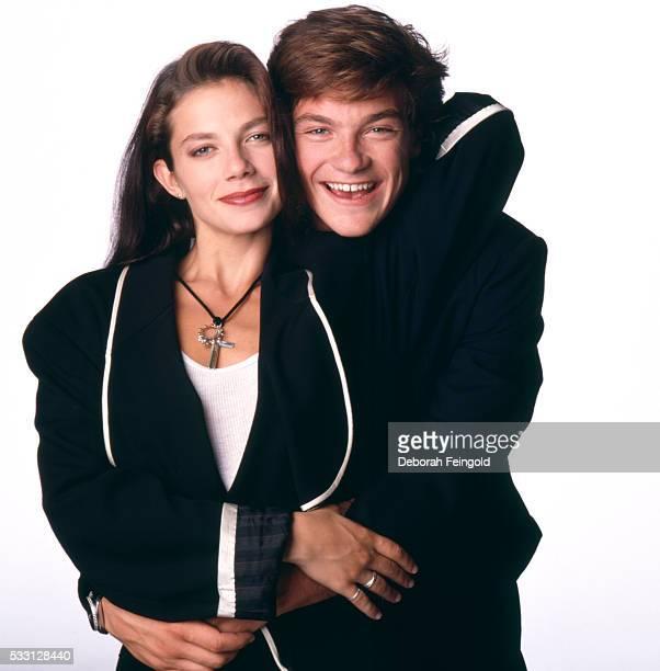 Justine and Jason Batemen