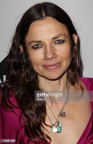 Justine Bateman attends 2011 One Show entertainment awards at House of Blues Sunset Strip on February 16 2011 in West Hollywood California