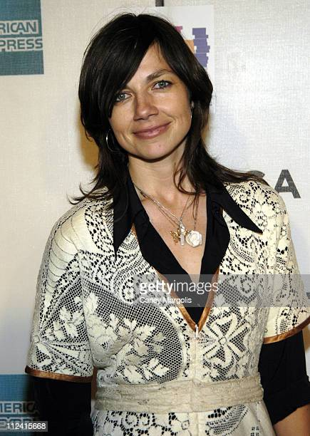Justine Bateman during 5th Annual Tribeca Film Festival The TV Set Premiere Arrivals at Tribeca Performing Arts Center in New York City New York...