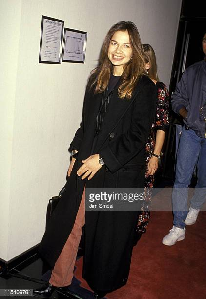 Justine Bateman during Passion Fish Los Angeles Premiere at Hitchcock Theater in Hollywood California United States