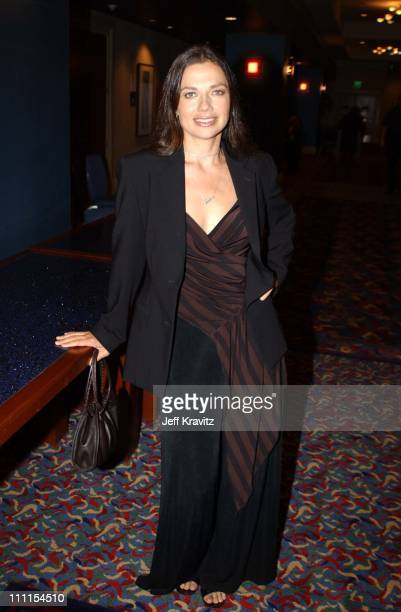 Justine Bateman during Showtime Networks Inc Television Critics Associations Presentation at Renaissance Hotel in Hollywood CA United States
