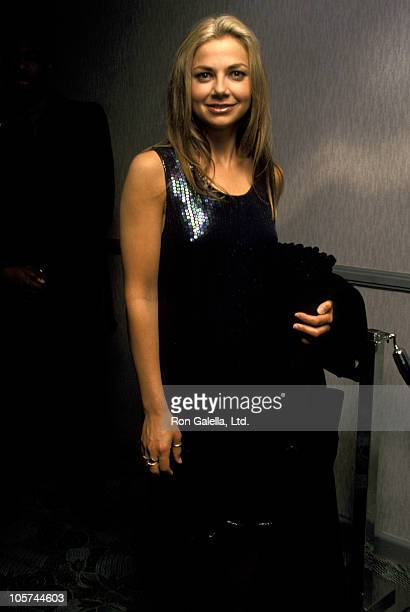 Justine Bateman during The Night We Never Met New York City Premiere at Loew's 19th Street East Theater in New York City New York United States