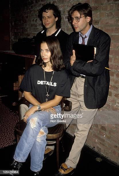 Justine Bateman Jon Cryer and Judd Nelson