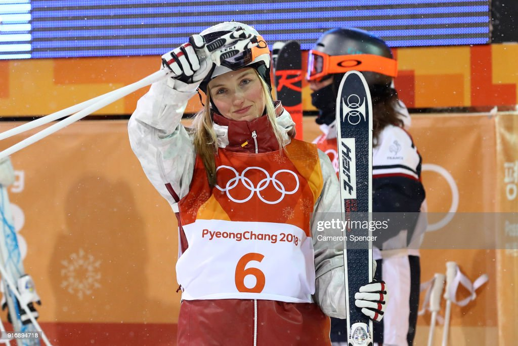 Freestyle Skiing - Winter Olympics Day 2 : News Photo