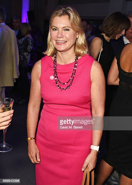 Justine Greening attends The London Evening Standard's 'Progress 1000 London's Most Influential People 2016' in partnership with Citi at The Science...