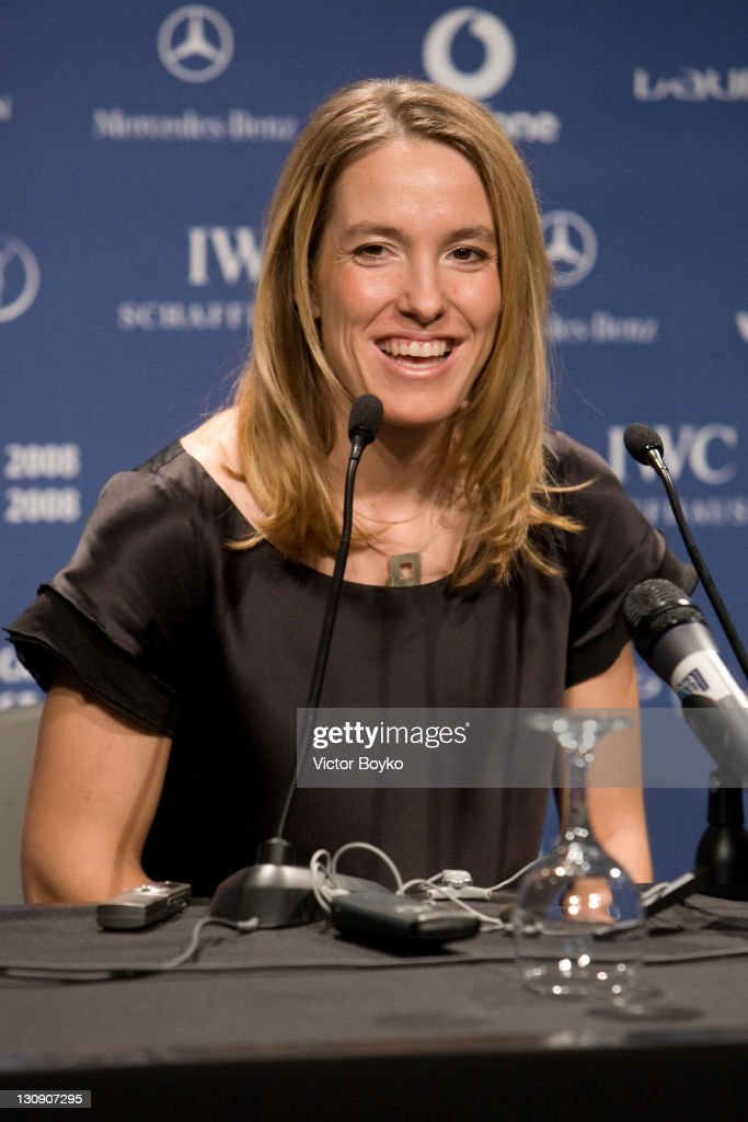 Laureus World Sports Awards 2008 - Press Room