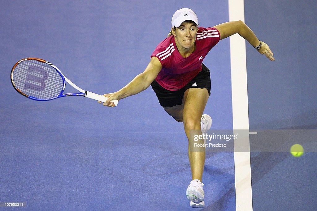 2011 Australian Open Previews : ニュース写真