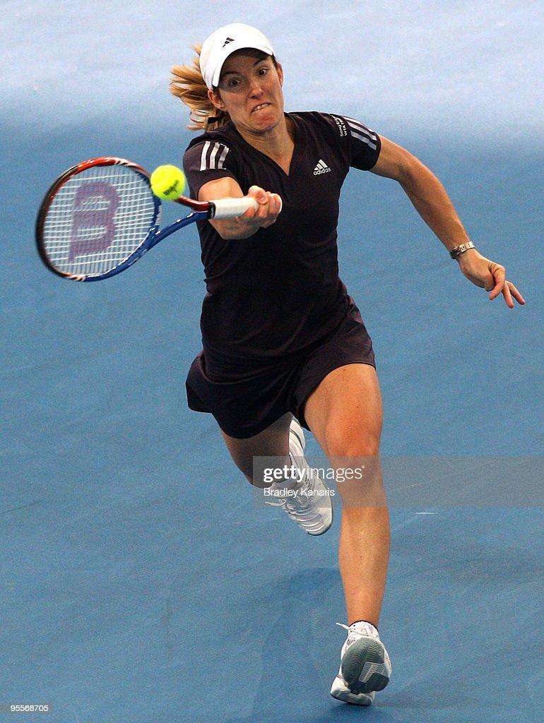 Brisbane International 2010 - Day 2 : ニュース写真