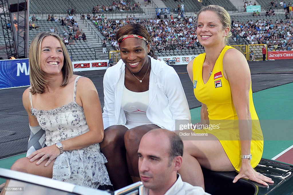 Best of Belgium 2010 - Kim Clijsters and Serena Williams Tennis Match