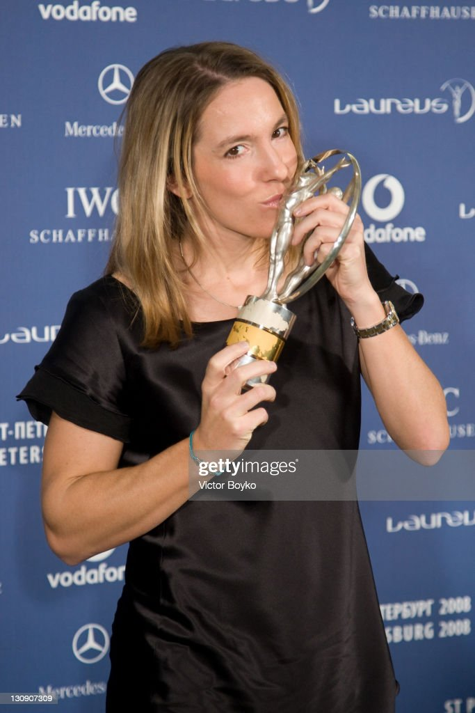 Laureus World Sports Awards 2008 - Press Room : ニュース写真