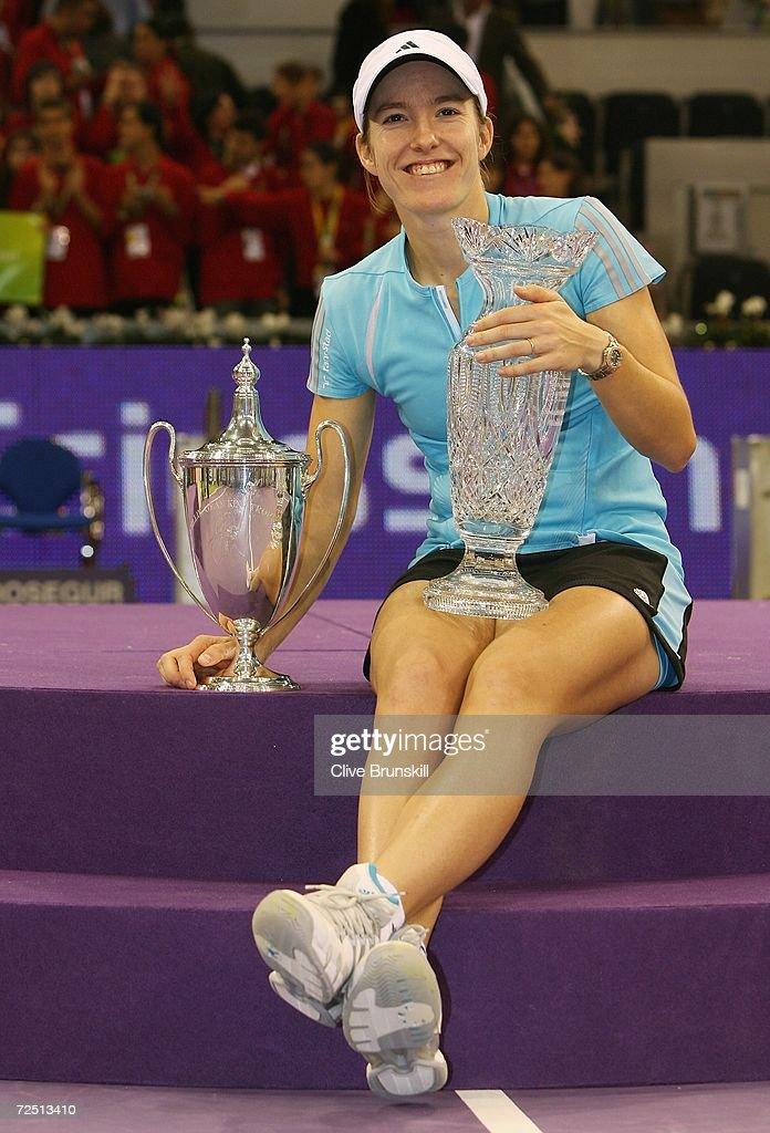 Sony Eriksson WTA Tour Championships - Day Six