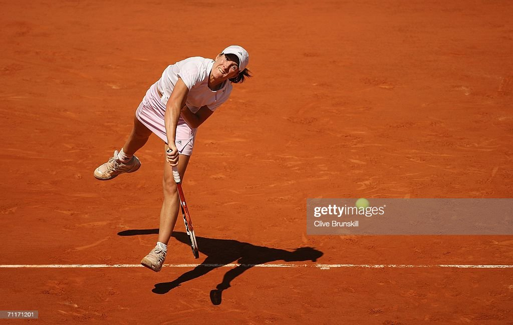 2006 French Open - Day Fourteen : News Photo