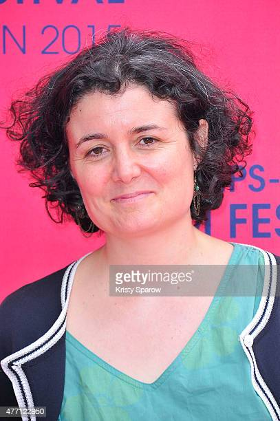 Justine Malle attends the 'Ascenseur pour l'echafaud' Premiere during the 4th Champs Elysees Film Festival at Cinemas Publicis on June 14 2015 in...