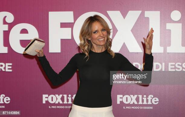 Justine Mattera attends Foxlife Official Night Out on November 7 2017 in Milan Italy