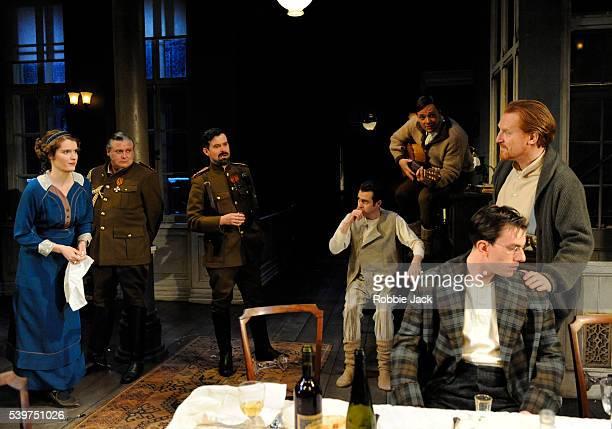 Justine Mitchell as Lena Conleth Hill as Leonid Nick Fletcher as Alexander Paul Higgins as Viktor Richard Henders as Nikolai Danierl Flynn as Alexei...