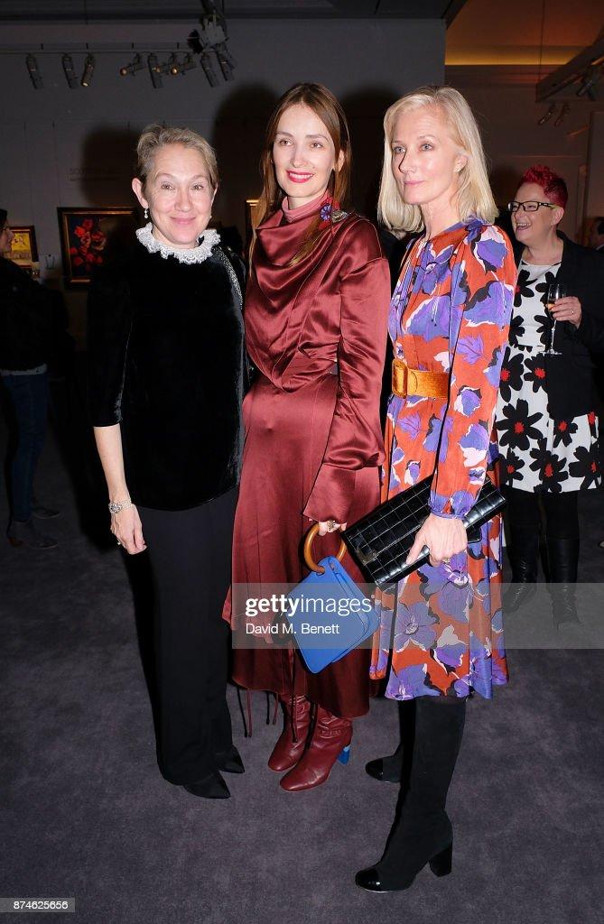Harper's Bazaar Power List of 150 Visionary Women, Sponsored by She's Mercedes