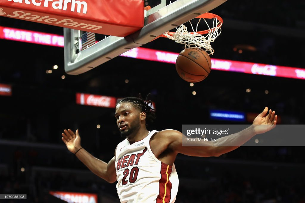 Miami Heat v Los Angeles Clippers : News Photo