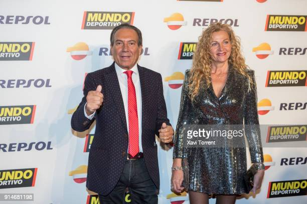 Justo Molinero attends the photocall of the 70th Mundo Deportivo Gala on February 5 2018 in Barcelona Spain