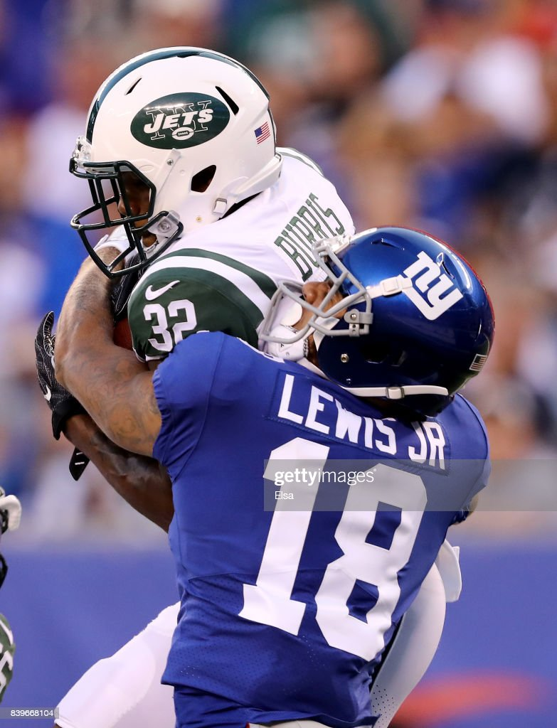 New York Jets v New York Giants : News Photo