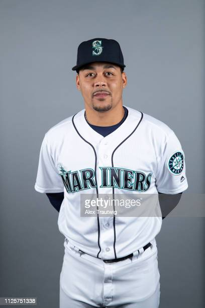 Justus Sheffield of the Seattle Mariners poses during Photo Day on Monday February 18 2019 at Peoria Sports Complex in Peoria Arizona