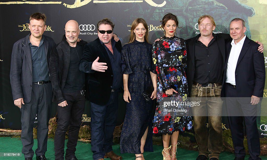'The Jungle Book' German Premiere In Berlin