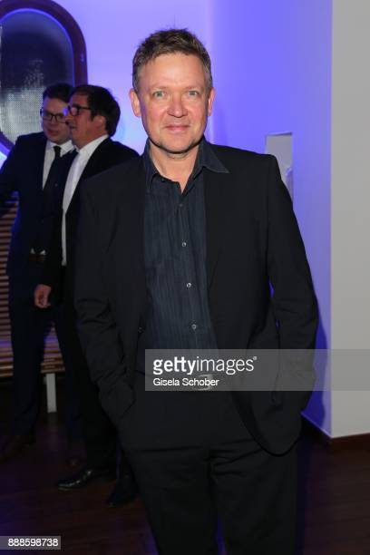 Justus von Dohnanyi during the ARD advent dinner hosted by the program director of the tv station Erstes Deutsches Fernsehen at Hotel Bayerischer Hof...