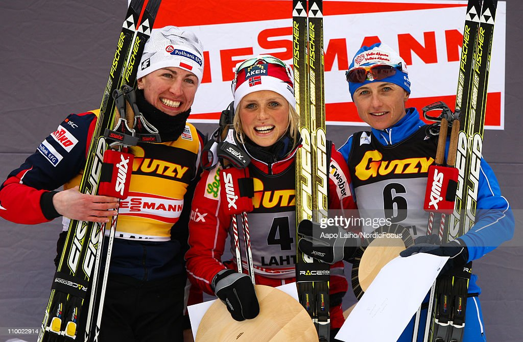 FIS World Cup - Cross Country - Ladies 5KM Pursuit
