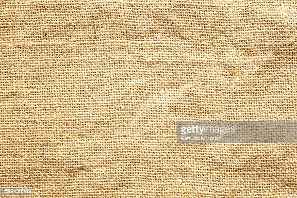 Jute bag texture background