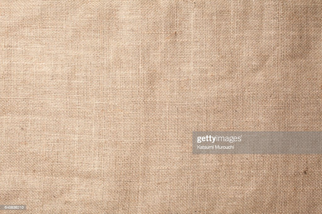 Jute bag texture : Foto de stock