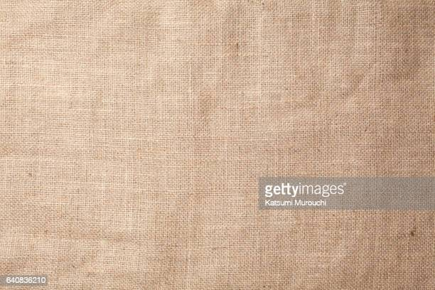 jute bag texture - linen stock photos and pictures