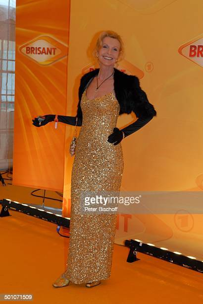 Jutta Kammann MDR Brisant Brillant 2007 Verleihung München Bayern Deutschland Europa Preis Auszeichnung roter Teppich Schauspielerin Promi TP FTP PNr...