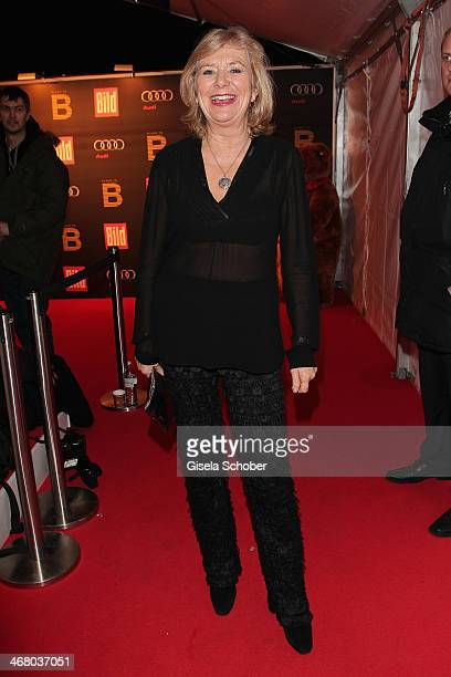 Jutta Speidel attends the Bild 'Place to B' Party during the 64th Berlinale International Film Festival on February 8 2014 in Berlin Germany