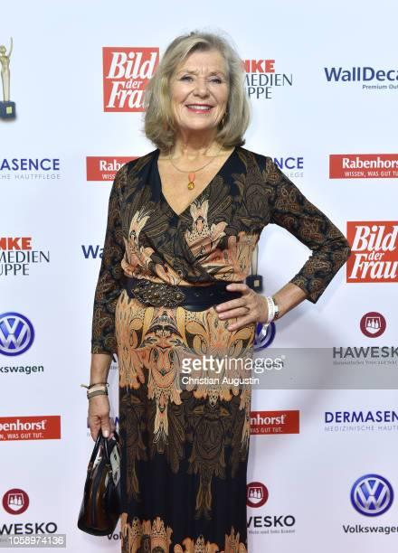 Jutta Speidel attends the 'Goldene Bild der Frau' award at Stage Operettenhaus on November 7, 2018 in Hamburg, Germany.