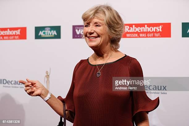 Jutta Speidel attends the 'Goldene Bild der Frau' award at Stage Theater on October 13 2016 in Hamburg Germany
