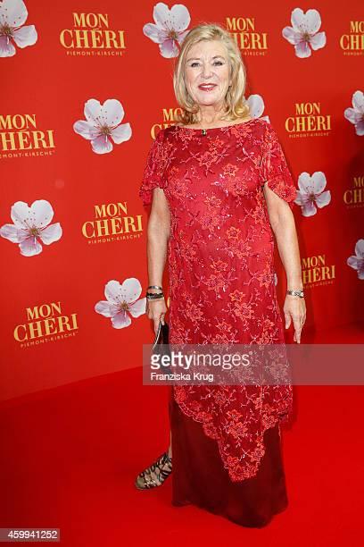 Jutta Speidel attends the Mon Cheri Barbara Tag 2014 at Haus der Kunst on December 4 2014 in Munich Germany