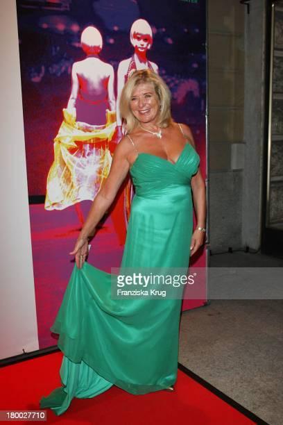 Jutta Speidel Bei Der 2Nd International Fashion Night Munich Am 030907 In München