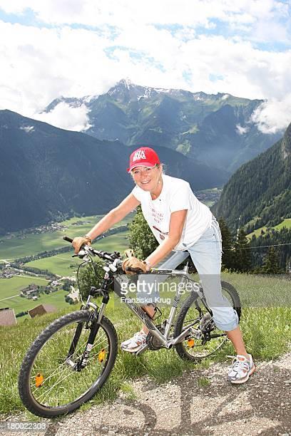 Jutta Speidel Beim Grossen Grenzverkehr In Mayrhofen Am 160607