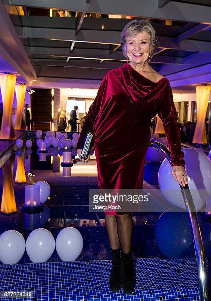 Jutta Speidel during the ARD advent dinner hosted by the program director of the tv station Erstes Deutsches Fernsehen at Hotel Bayerischer Hof on...