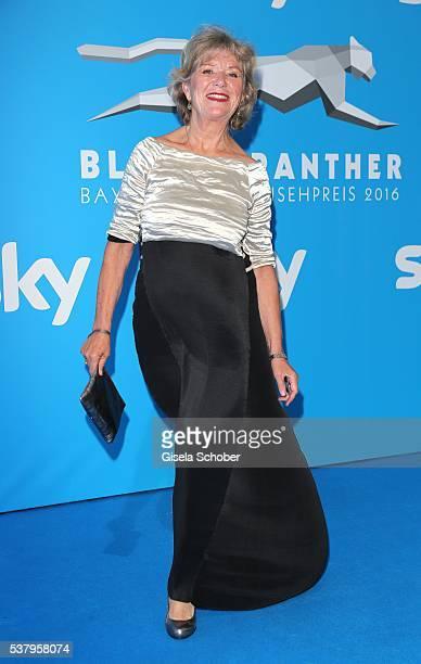 Jutta Speidel during the Bayerischer Fernsehpreis 2016 at Prinzregententheater on June 3 2016 in Munich Germany