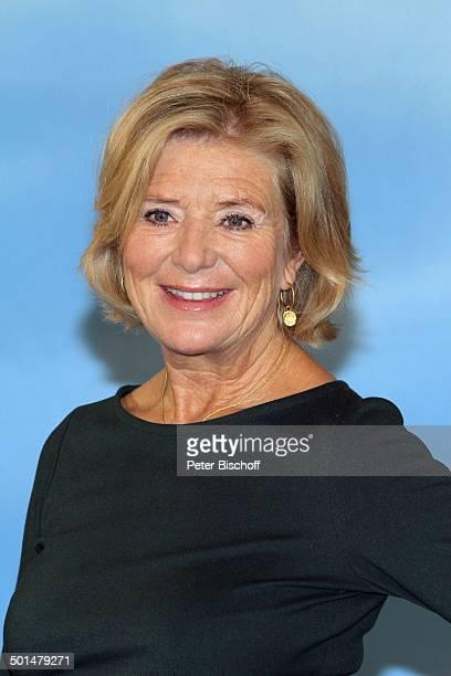 """Jutta Speidel , Porträt, Präsentation Weihnachtsspecial ARD-Serie """"Um Himmels Willen"""", Folge """"Mission unmöglich"""", 11. Staffel, """"Hotel Atlantic"""",..."""