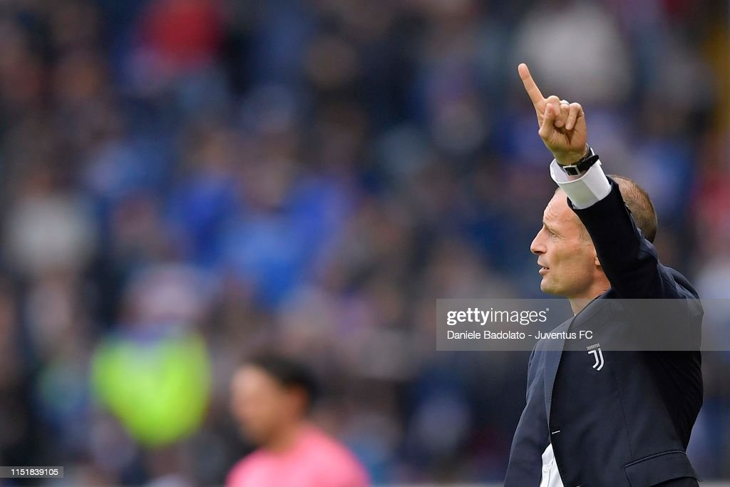 UC Sampdoria v Juventus - Serie A : News Photo