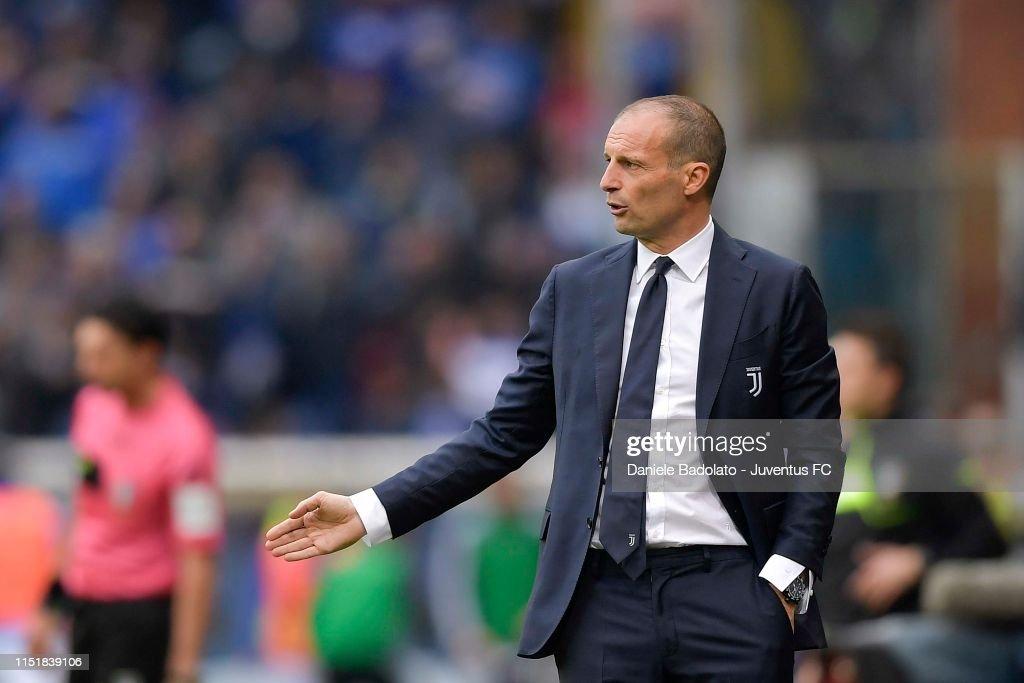 UC Sampdoria v Juventus - Serie A : News Photo