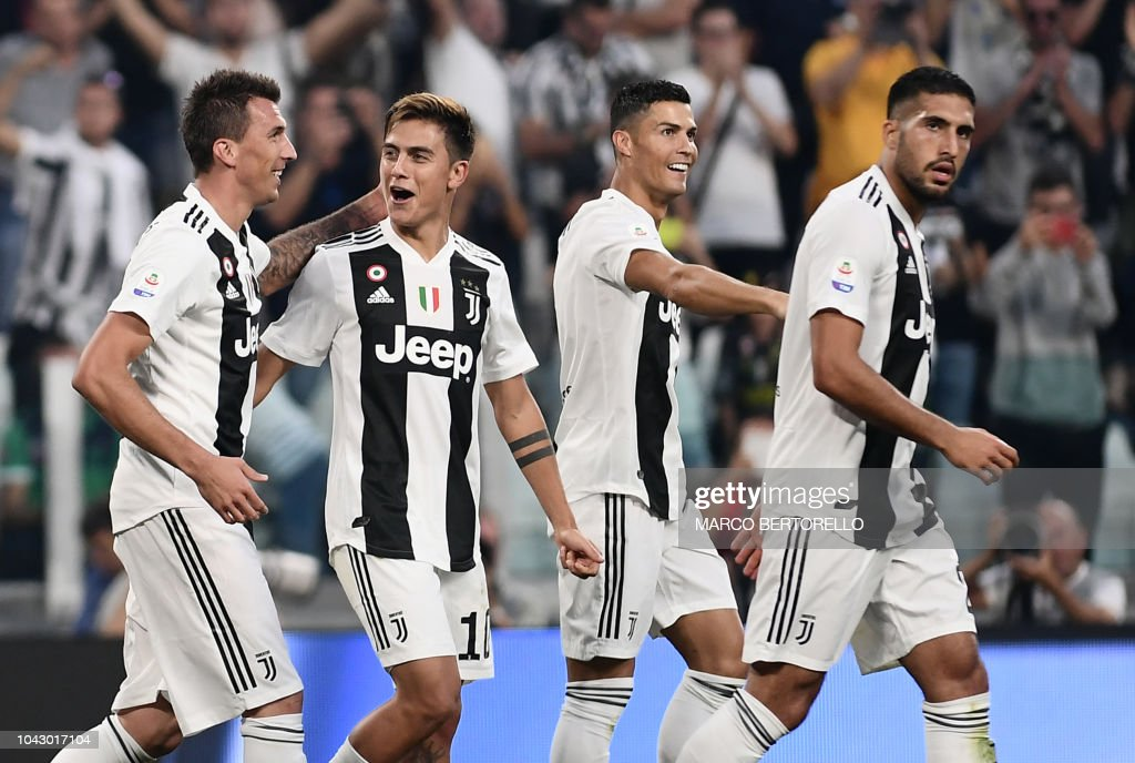 FBL-ITA-SERIEA-JUVENTUS-NAPOLI : News Photo