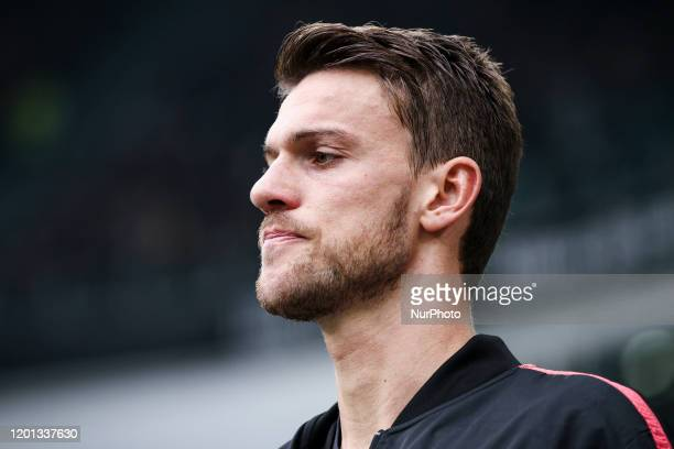 Juventus defender Daniele Rugani looks on during the Serie A football match n.24 JUVENTUS - BRESCIA on February 16, 2020 at the Allianz Stadium in...